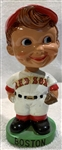 "60s BOSTON RED SOX ""GREEN BASE"" BOBBING HEAD"