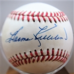 HARMON KILLEBREW SIGNED BASEBALL w /CAS COA