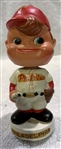 60s PHILADELPHIA PHILLIES mini BOBBING HEAD w/ MOON FACE