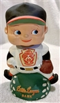 60s LITTLE LEAGUE BOBBING HEAD / BANK