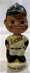 60s MINNESOTA TWINS  mini BOBBING HEAD w/MOON FACE