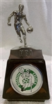 VINTAGE BOSTON CELTICS COLOGNE DECANTER