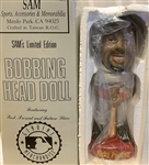 "90s KIRBY PUCKETT ""SAMs"" BOBBING HEAD w/BOX"