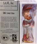 "90s MARK McGWIRE ""SAMs"" BOBBING HEAD w BOX - HOME UNIFORM"