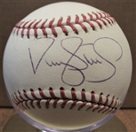 DARRYL STRAWBERRY SIGNED BASEBALL w/CAS COA