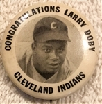 40s LARRY DOBY PIN