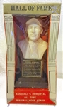 1963 ROGERS HORNSBY HALL OF FAME BUST - SEALED IN BOX