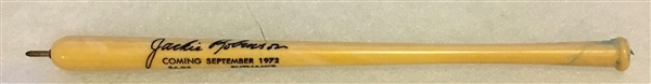 VINTAGE JACKIE ROBINSON I NEVER HAD IT MADE PROMOTIONAL PEN