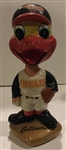"60s BALTIMORE ORIOLES ""GOLD BASE"" BOBBING HEAD"