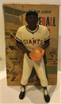 50s/60s WILLIE MAYS HARTLAND STATUE w/BOX