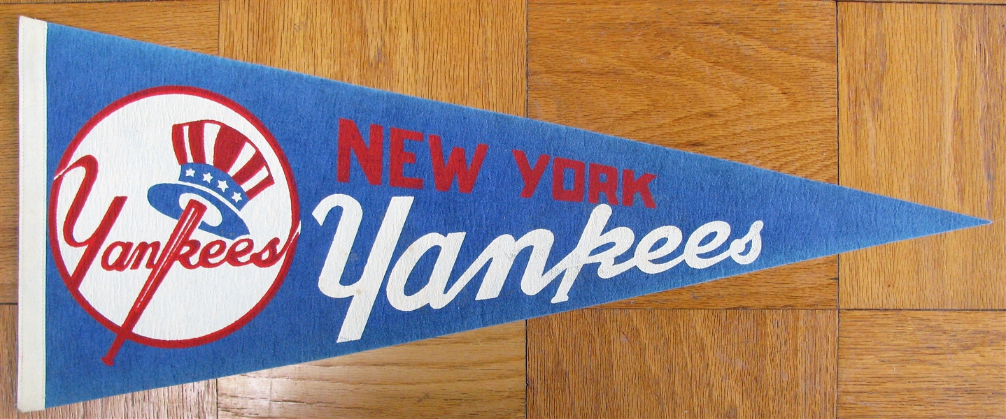 70's NEW YORK YANKEES 'PENNANT