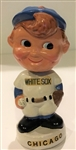 60s CHICAGO WHITE SOX mini BOBBING HEAD