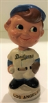 60s LOS ANGELES DODGERS mini BOBBING HEAD