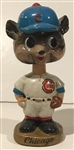 "60s CHICAGO CUBS ""GOLD BASE"" BOBBING HEAD"